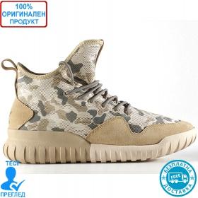 Adidas Tubular X UNCGD - спортни обувки - кафяво
