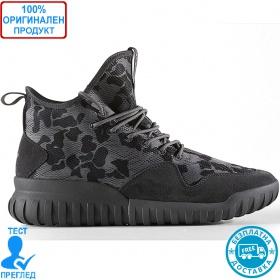 Adidas Tubular X UNCGD - спортни обувки - сиво