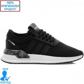Adidas U Path X W - спортни обувки - черно