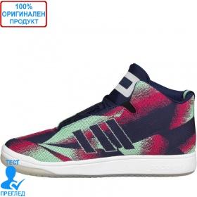 Adidas Veritas - кецове - синьо - зелено - лилаво