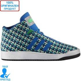 Adidas Veritas Mid - мъжки кецове - синьо - зелено