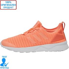 Adidas ZX Flux ADV Verve - спортни обувки - оранжево - бяло