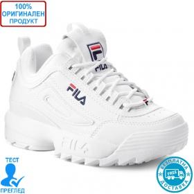 Fila Disruptor Low - спортни обувки - бяло - бяло