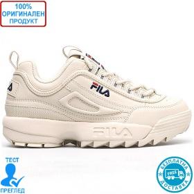 Fila Disruptor low - спортни обувки - мръсно бяло