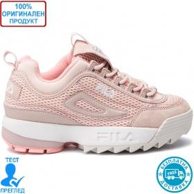 Fila Disruptor MM Low Spanish Villa - спортни обувки - розово
