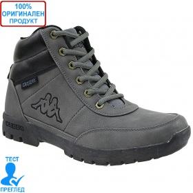 Kappa Bright Mid - зимни обувки - сиво