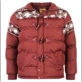ab06cb0f46f Lee Cooper - мъжко зимно яке - червено