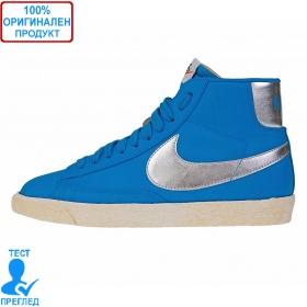 Nike Blazer - кецове - синьо