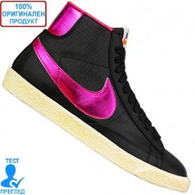 Nike Blazer - кецове - черно - лилаво