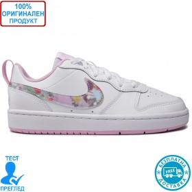 Nike Court Borough Low 2 - спортни обувки - бяло