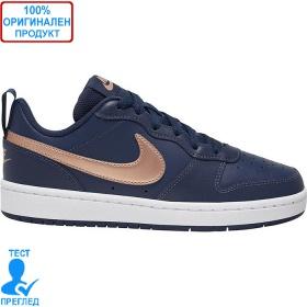 Nike Court Borough Low BQ5448401 - спортни обувки - синьо