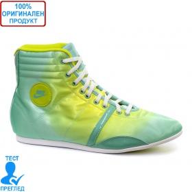 Nike Hijack - дамски кецове - зелено