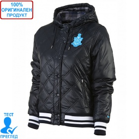 Nike Varsity - дамско яке в тъмно синьо