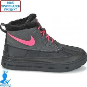 Nike Woddside Chukka Boot  - зимни ботуши - черно