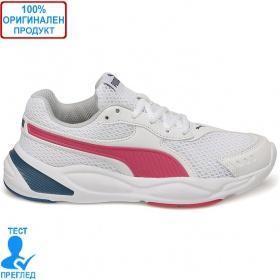 Puma 90s Runner Mesh - маратонки - бяло - розово