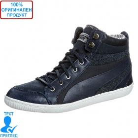 Puma Abbey Military - кецове - тъмно синьо