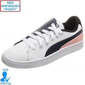Puma Basket Crush Paris - спортни обувки - бяло - пъстро