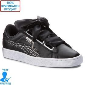 Puma Basket Heart Oceanaire Black - спортни обувки