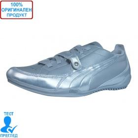 Puma Berlin - спортни обувки - сив металик