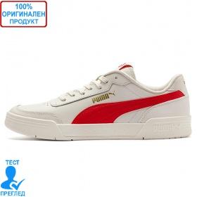 Puma Caracal - спортни обувки - бяло - червено