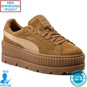 Puma Creeper Suede Brown - спортни обувки - кафяво