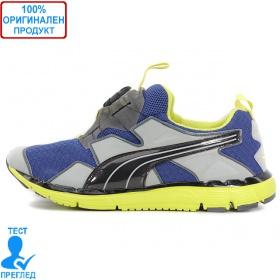 Puma Disc 2.0 - спортни обувки - сиво - синьо - жълто