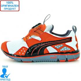 Puma Disc 2.0 - спортни обувки - сиво - червено