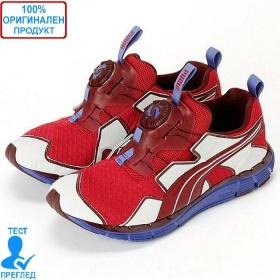Puma Disc 2.0 - спортни обувки - червено - синьо - бяло