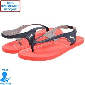 Puma Epic - сандали - червено - тъмно синьо