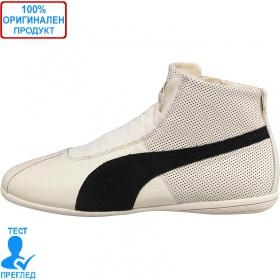 Puma Eskiva Mid - обувки - бяло - черно, Dreshnik.com