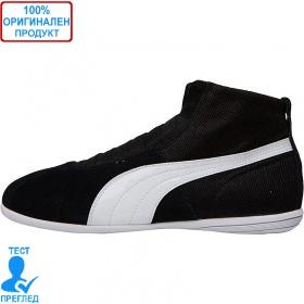 Puma Eskiva Mid Textured - черно