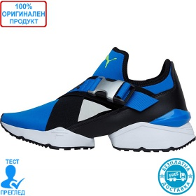 Puma Muse EOS - спортни обувки - синьо - черно - бяло