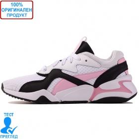 Puma Nova 90 - маратонки - бяло - розово