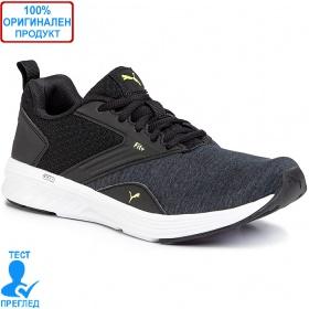 Puma Nrgy Comet - маратонки - черно - жълто