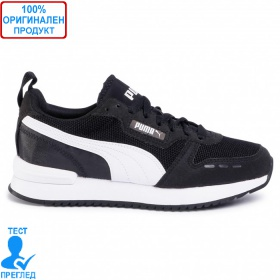 Puma R78 Black White - спортни обувки - черно