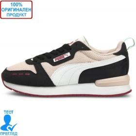 Puma R78 Pink White Black - спортни обувки