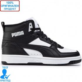 Puma Rebound Joy - спортни обувки - черно - бяло