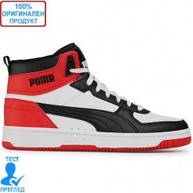 Puma Rebound Joy - спортни обувки - черно - червено