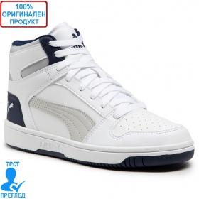 Puma Rebound Layup SL - обувки - бяла
