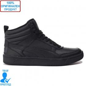 Puma Rebound Street - обувки - черно, Dreshnik.com