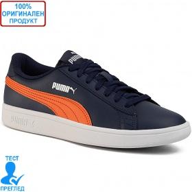 Puma Smash - спортни обувки - тъмно синьо