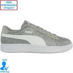 Puma Smash Glitz - спортни обувки - сиво