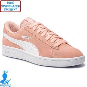 Puma Smash V2 - маратонки - розово, Dreshnik.com
