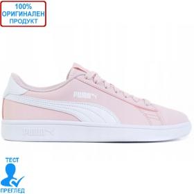 Puma Smash V2 Buck Pink - спортни обувки - розово