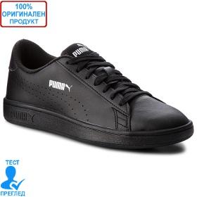 Puma Smash V2 L Perf - спортни обувки - черно - черно