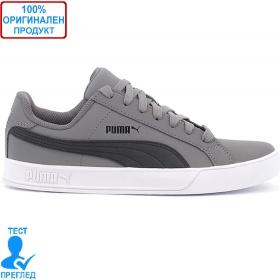 Puma Smash Vulc Steel Gray - спортни обувки - сиво