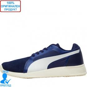 Puma ST Evo - спортни обувки - синьо- бяло