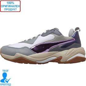 Puma Thunder Electric - маратонки - екрю - сиво - лилаво, Dreshnik.com