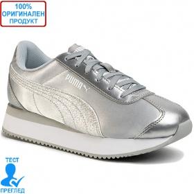 Puma Turino Stacked - спортни обувки - сиво