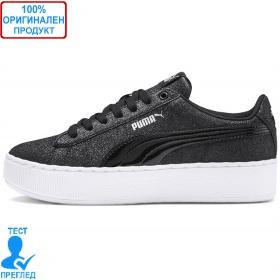 Puma Vikky Platform Glitz - спортни обувки - черно